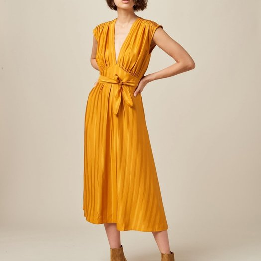 Sessun Augusta Dress, Sol