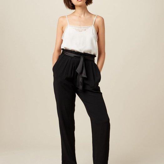 Sessun Black Montalvo Pants