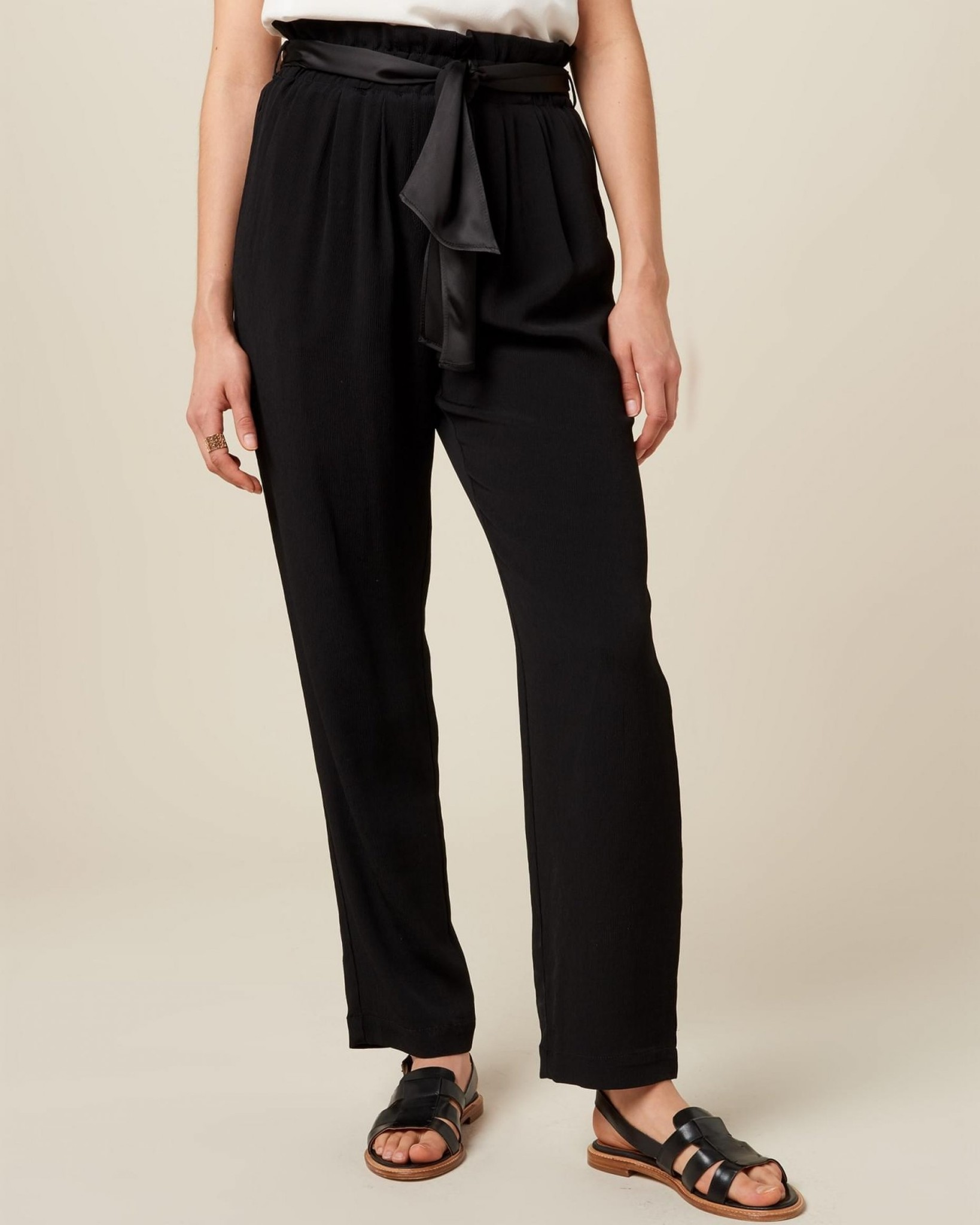 Sessun Black Montalvo Pants