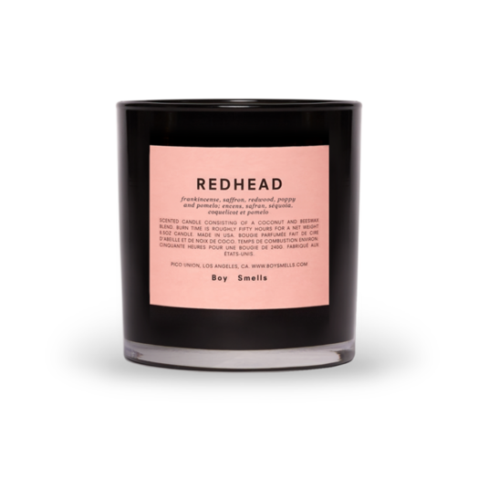 Boy Smells 2 x Redhead 8.5oz  Boy Smells Candle