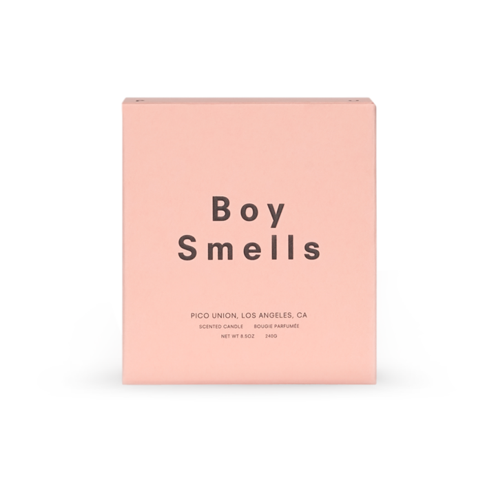 Boy Smells 2 x LES 8.5oz  Boy Smells Candle
