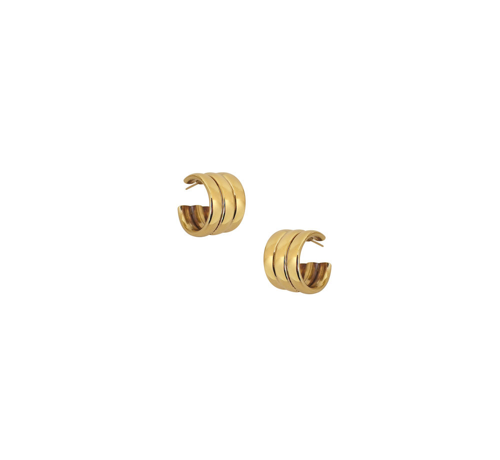 Laura Lombardi Mini Grazia Earrings