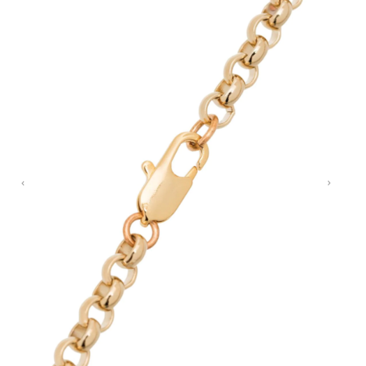Laura Lombardi Rolo Chain 22- 28 inches