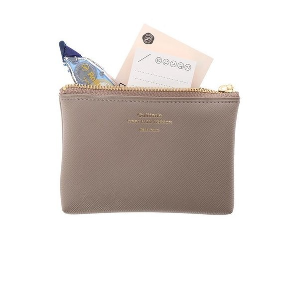 Delfonics Quitterie Small Pouch in Dark Blue
