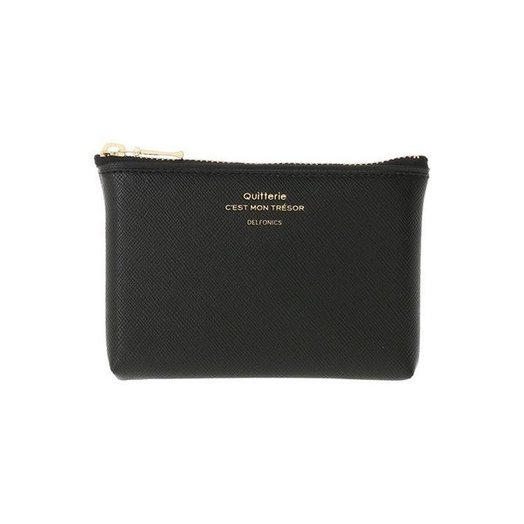 Delfonics Quitterie Small Pouch in Black