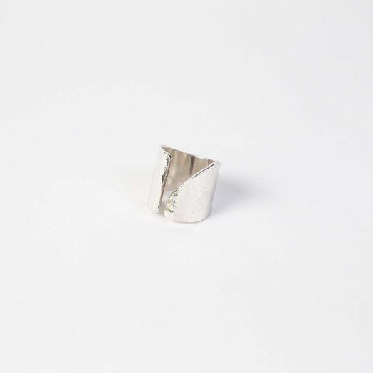 Chertova Portal Ring, Sterling Silver