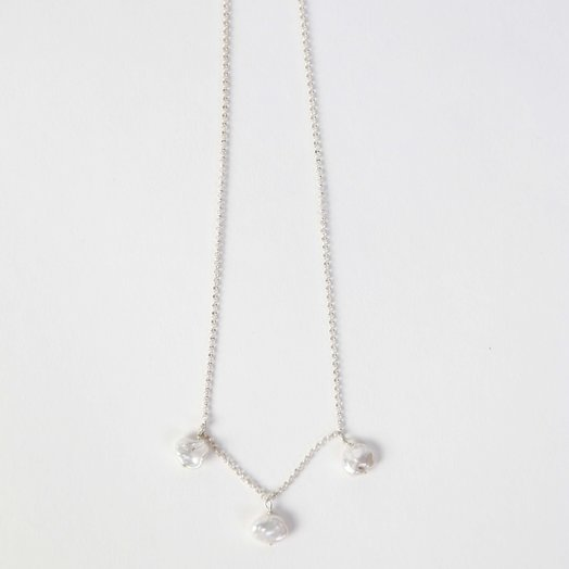 Chertova St. Agnes Necklace in Sterling Silver
