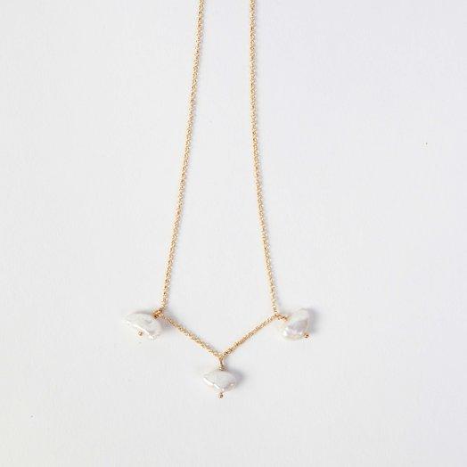 Chertova St. Agnes Necklace in 14K Gold