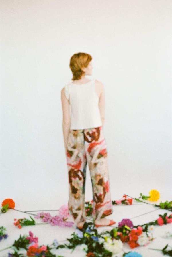 Wray Luna Pant, Painted Print