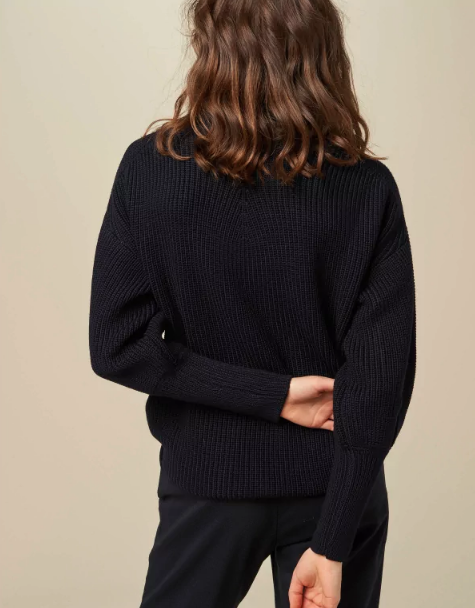 Sessun Jammy Sweater, Navy
