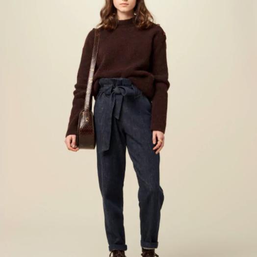 Sessun Garnet Jeans, La Jolla Blue