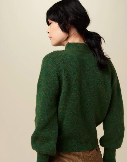 Sessun Loli Sweater, Irish Green