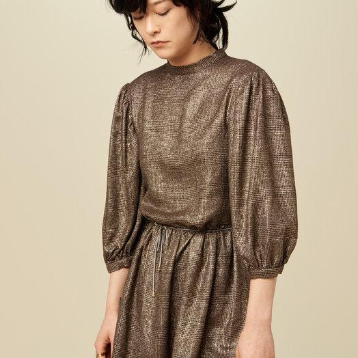 Sessun Ruby Dress, Elly Goldchecks
