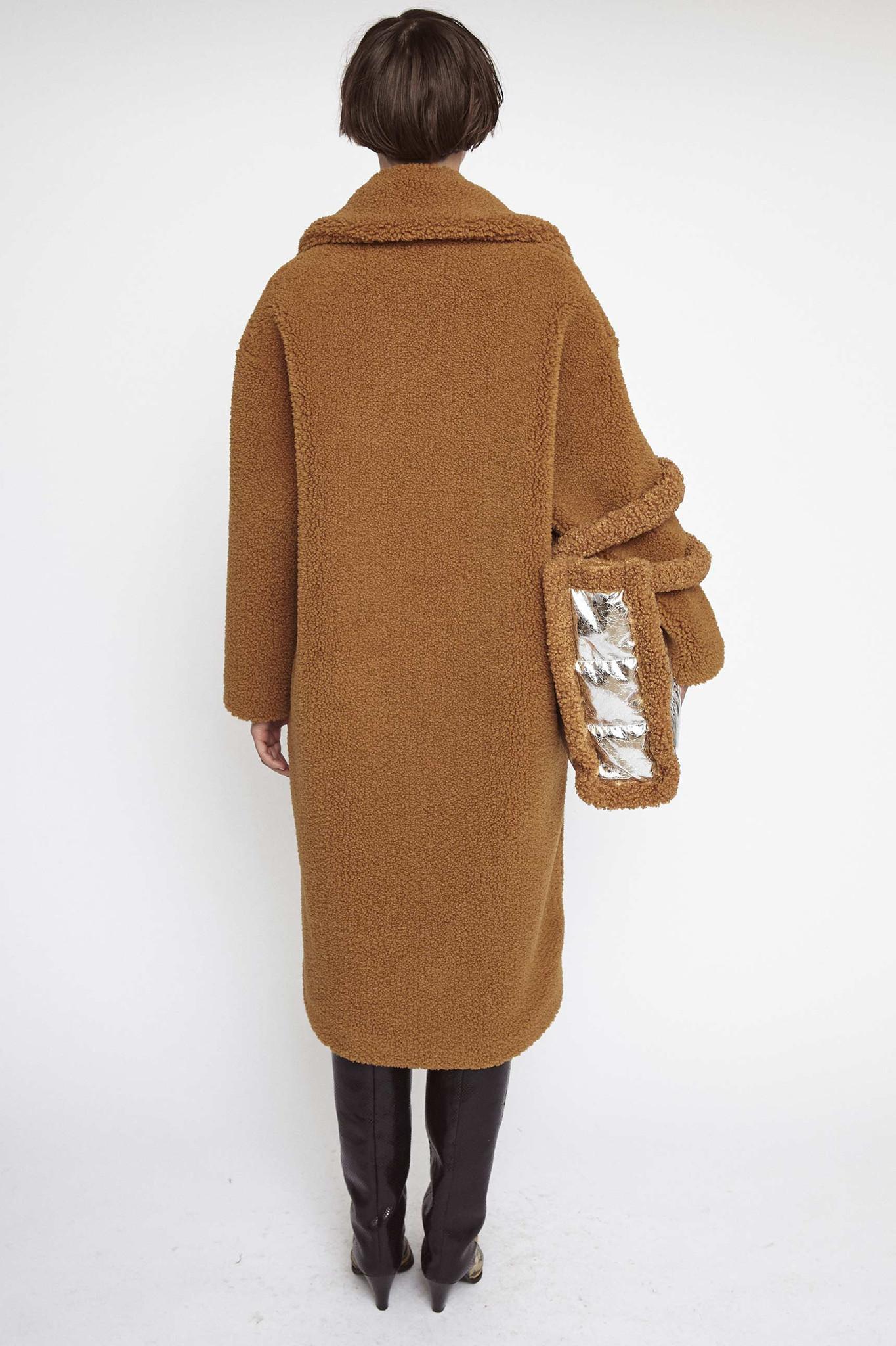 Stand Camilla Coat, Caramel