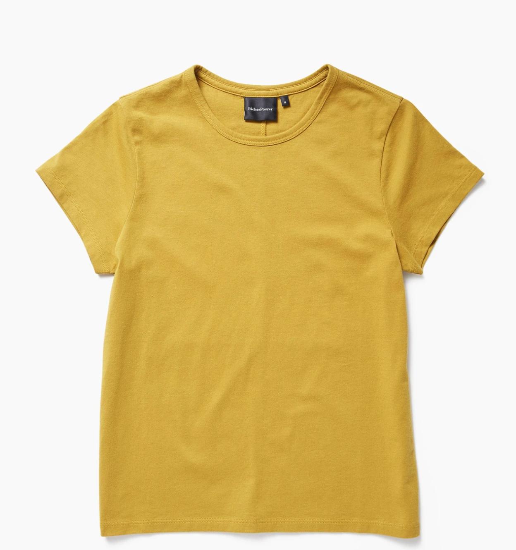 Richer Poorer Classic Short Sleeve Tee, Golden Verde