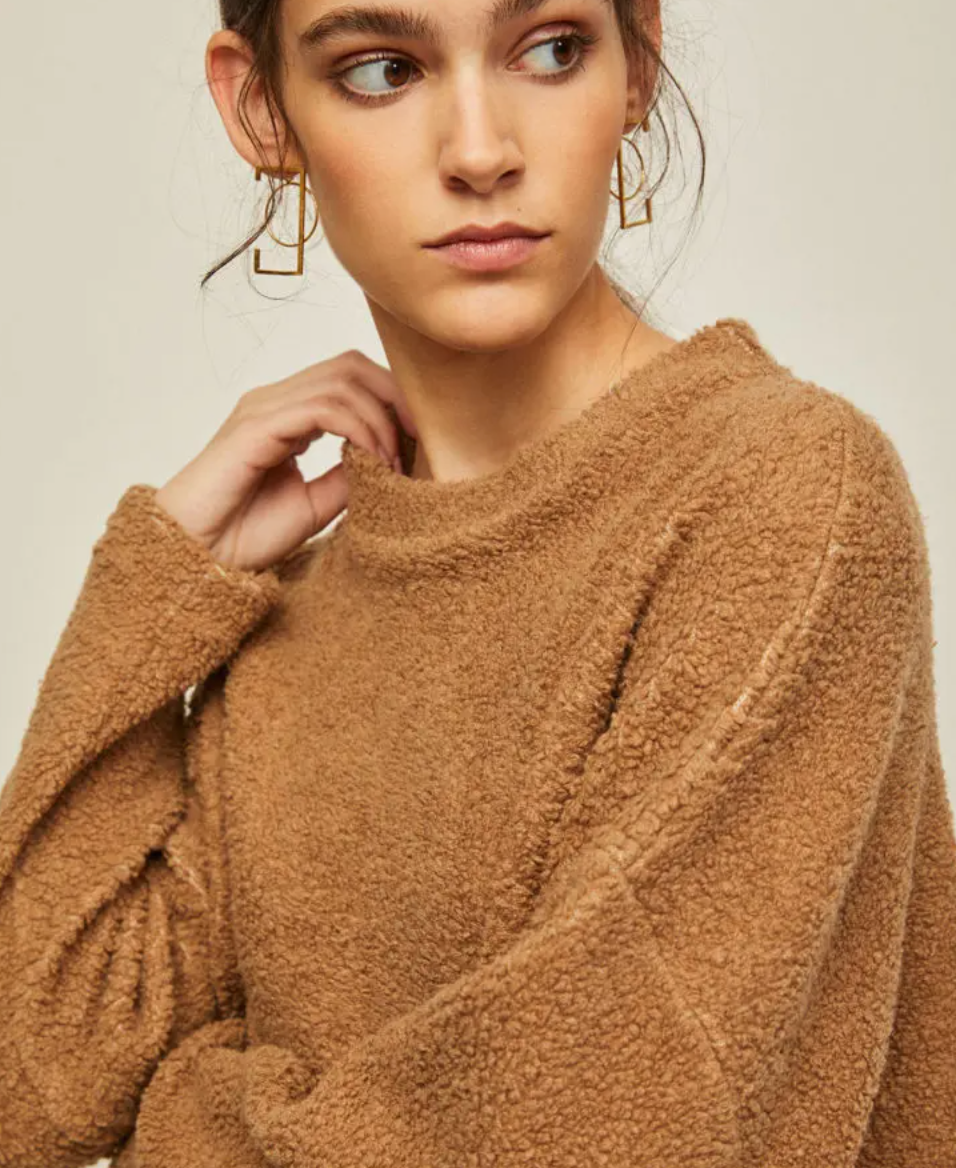 Rita Row Alex Sweatshirt, Brown