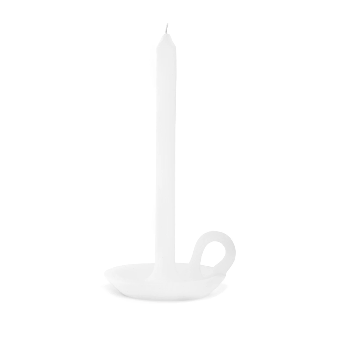 Ontwerpduo White Tallow Candle