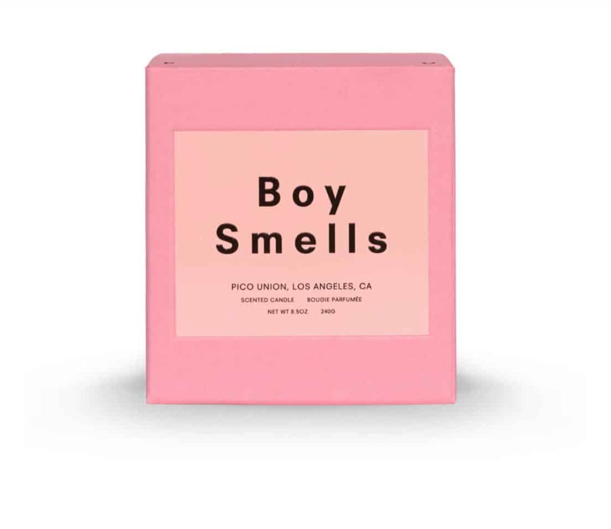 Boy Smells PRIDE 2020 Cameo Boy Smells 8.5 oz Candle