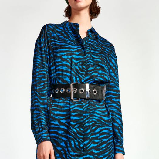 Essentiel Antwerp Weapon Shirt Dress