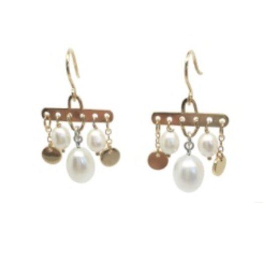 Becca Jewellery Peggy 4  Earrings