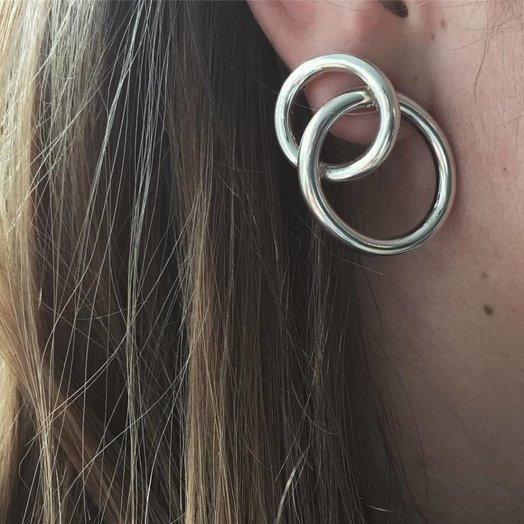 Gala is Love Tatou Earrings