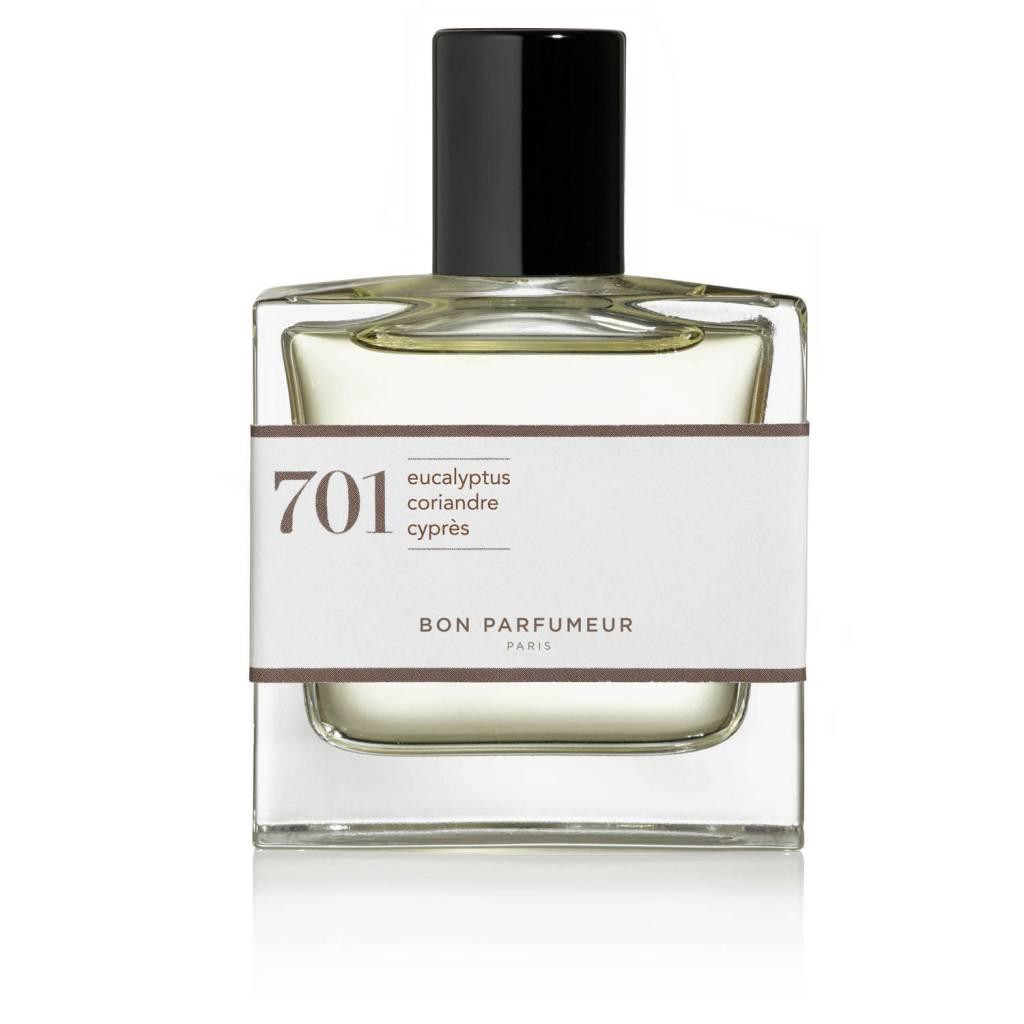 Bon Parfumeur 701 Eucalyptus, Coriander, Cypress Eau de Parfum
