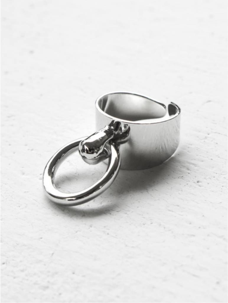Common Muse Odette Hoop Ring