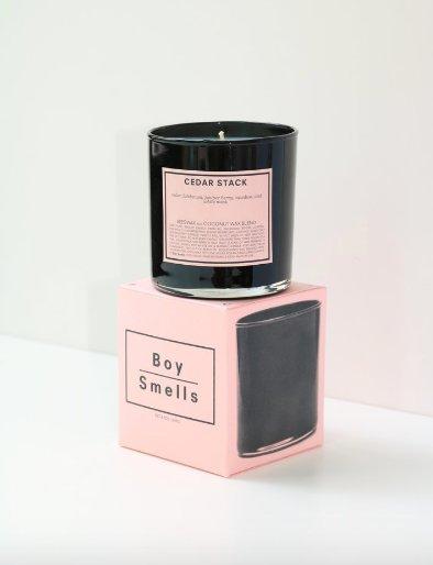 Boy Smells Cedar Stack Boy Smells 8.5 oz Candle