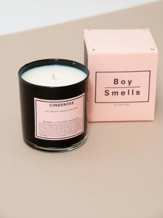 Boy Smells Cinderose Boy Smells Candle