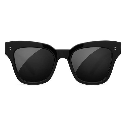 Chimi Berry #005 Sunglasses with Black Lenses