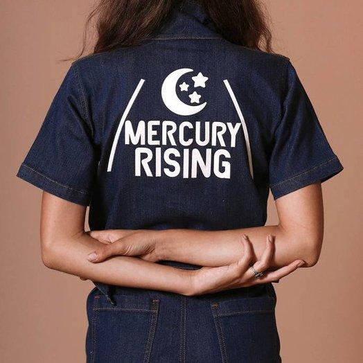 SugarHighLoveStoned Mercury Rising Coveralls