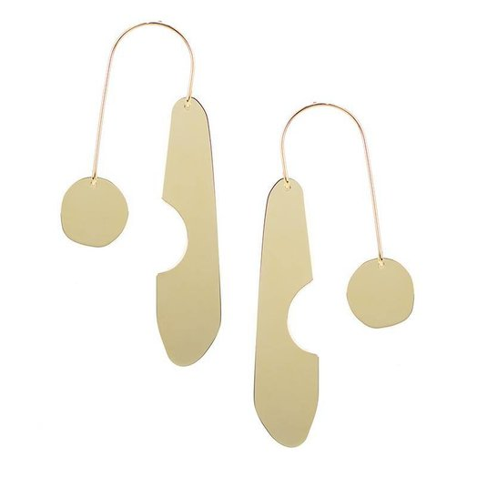 Baleen Mobile Earrings