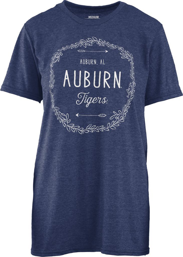 Auburn Camilla Wreath T-Shirt