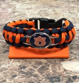 Auburn Paracord Bracelet