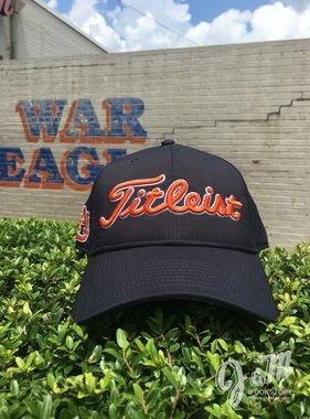 aeb3dffc53f Saughatchee · Saughatchee AU Titleist Solid Hat Navy