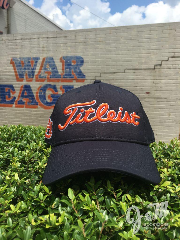 Saughatchee AU Titleist Solid Hat Navy