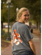 MV Sport Vintage Aubie Head T-Shirt