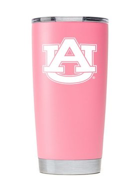 Pink AU 20 oz. Tumbler with Lid