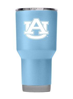 AU Light Blue 30 oz. Tumbler with Lid