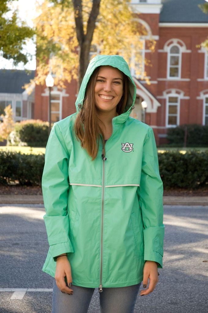 AU Womens Rain Jacket