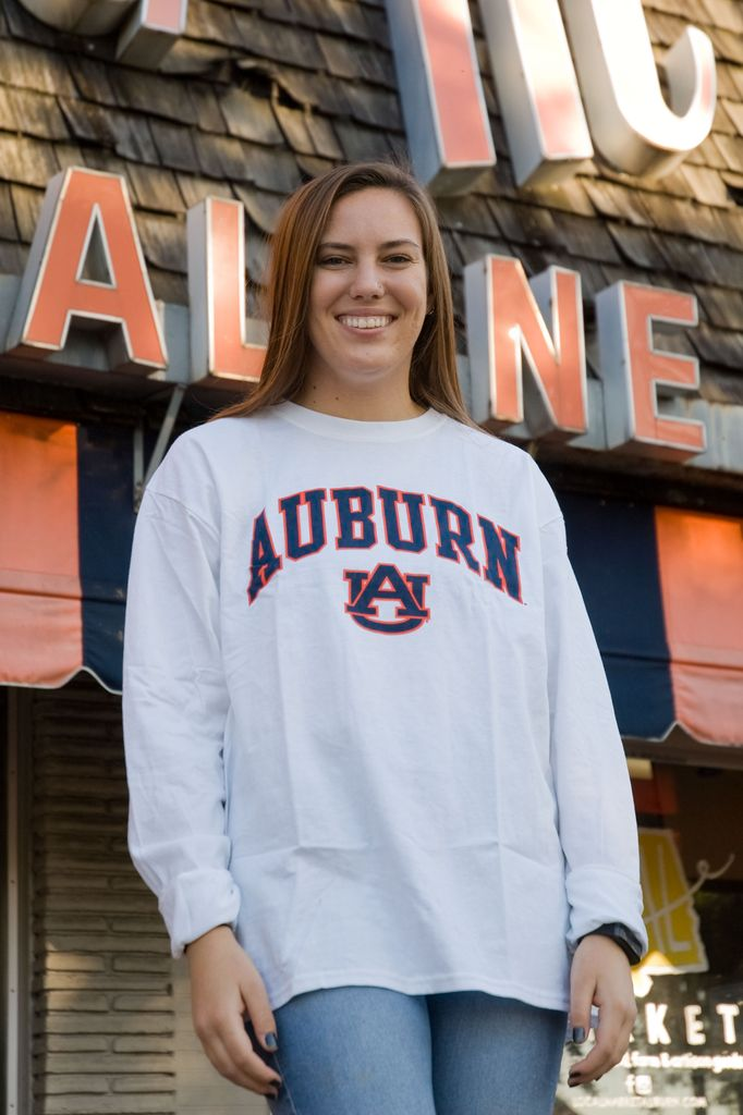 Arch Auburn AU Long Sleeve T-Shirt