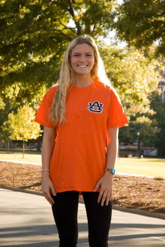 Auburn University Stay Forever T-Shirt