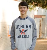 Under Armour Auburn Eagle Through A War Eagle Iconic Crew