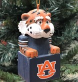 Aubie AU Box Ornament