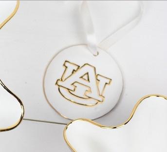 Susan Gordon Pottery Licensed AU Ornament