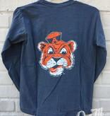 MV Sport Vintage Aubie Youth Long Sleeve T-Shirt