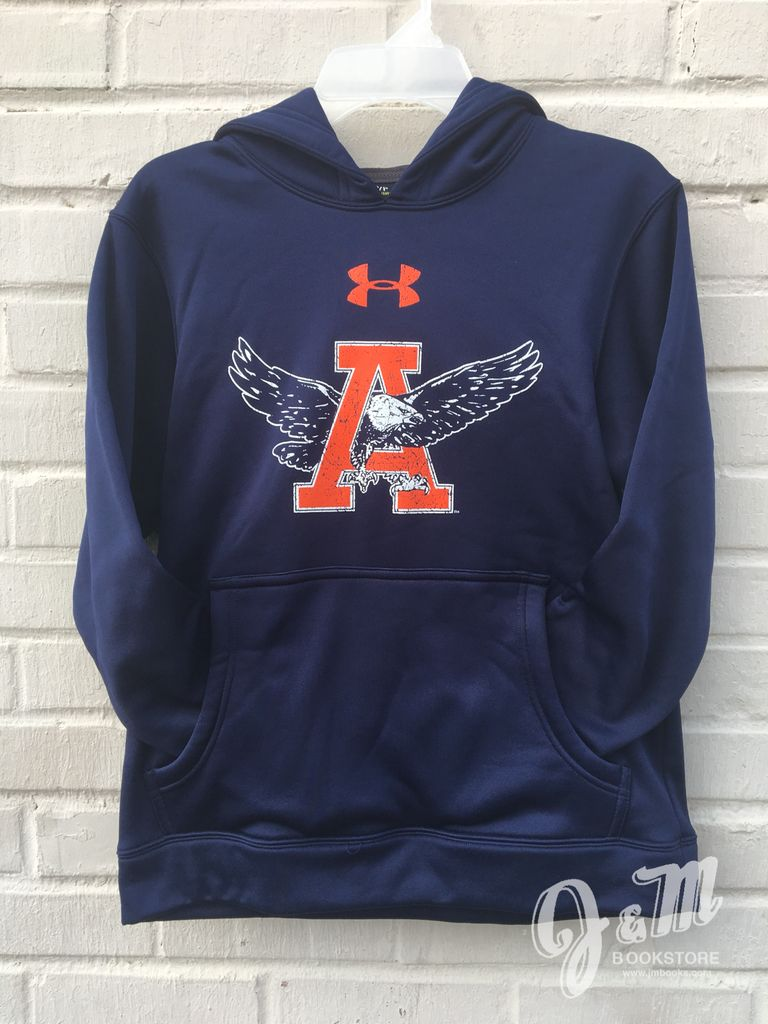 Under Armour Eagle Thru A Youth Hood