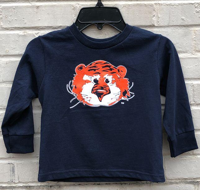 MV Sport New Aubie Toddler Long Sleeve T-Shirt