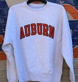 Arch Auburn Reverse Weave Crew