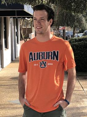 Auburn AU Est. 1856 T-Shirt